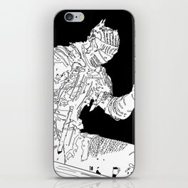 Soul of Cinder iPhone Skin
