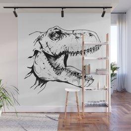 Tyrannosaurus Rex Wall Mural
