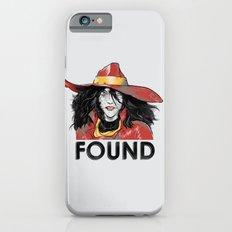 Found Slim Case iPhone 6s