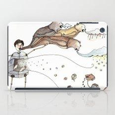 Robot Magic iPad Case