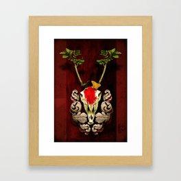 Trophy Framed Art Print