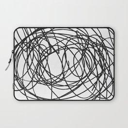 Circles Laptop Sleeve