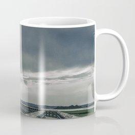 Man In The Clouds Coffee Mug