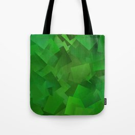 Cubed grass ... Tote Bag