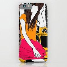 miss the bus iPhone 6s Slim Case