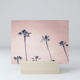 Pretty Palms Mini Art Print