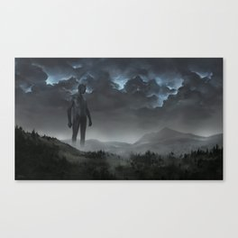 Wandering Giant Canvas Print