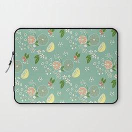 Summer Print Seafoam Laptop Sleeve