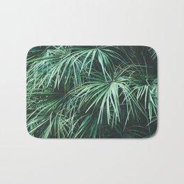 Green Foliage 2 Bath Mat