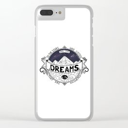 ACOMAF Inspired Clear iPhone Case