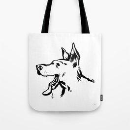 Bon chien Tote Bag