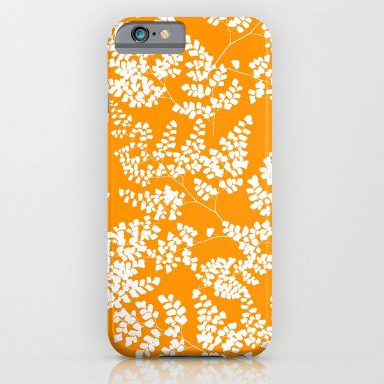 Spring Orange iPhone & iPod Case