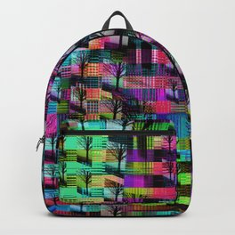 Tree Apartments Backpack