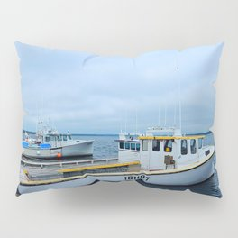 Ready to Go Fishing Pillow Sham