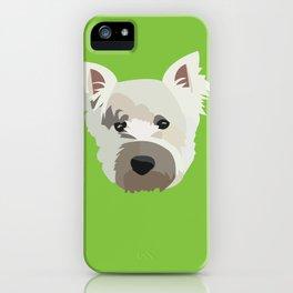 Luckyman iPhone Case