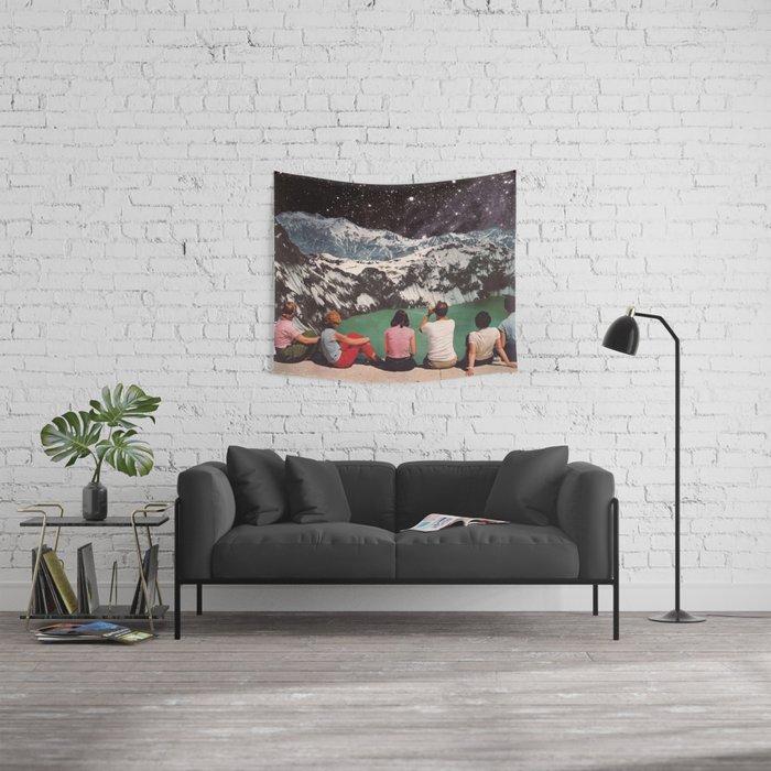 GLACIAL Wall Tapestry