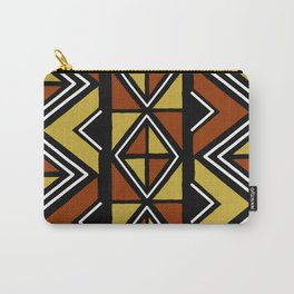 Big mud cloth tiles Carry-All Pouch