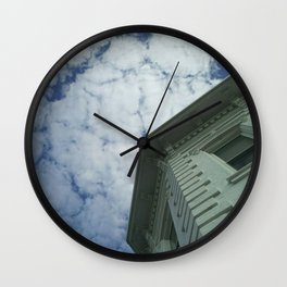 funeral home Wall Clock