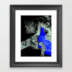 Marionette (redux) Framed Art Print