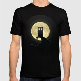 Nightmare Before A Tardis T-shirt