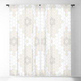 Six corners pattern 18 Blackout Curtain
