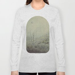 Into The Wolves' Den Long Sleeve T-shirt