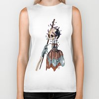 native Biker Tanks featuring Native  by PAFF