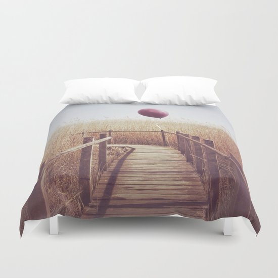 Secret Destinations Duvet Cover