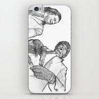 pulp iPhone & iPod Skins featuring pulp by BzPortraits