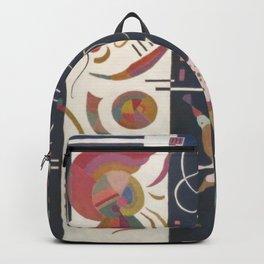 Wassily Kandinsky - Striped Backpack