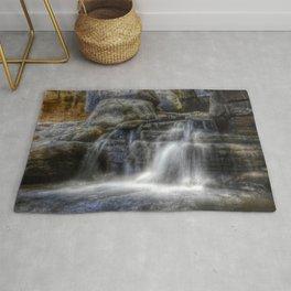 Calm Waters - Waterfall Rug