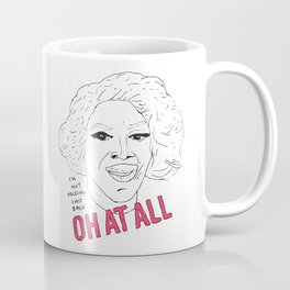 ...oh at all Coffee Mug