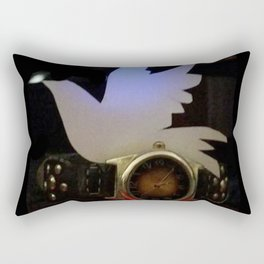 Time For Peace On Earth Rectangular Pillow
