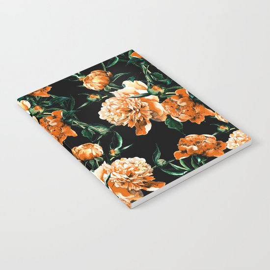 Peonies II Notebook