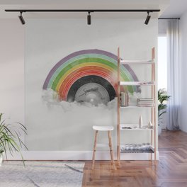 Rainbow Classics Wall Mural