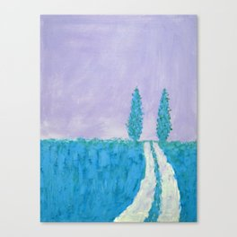 Open Road II Canvas Print