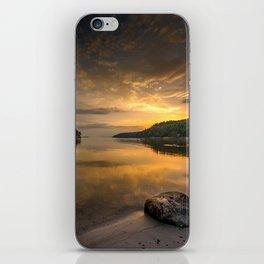 Serenity by dawn iPhone Skin