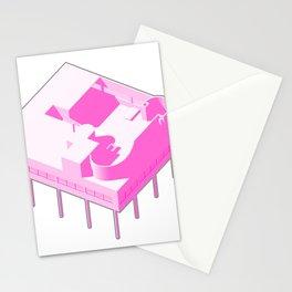 Villa Savoye Stationery Cards