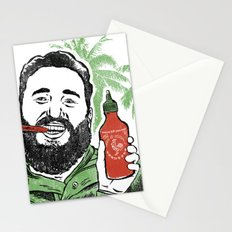 Castro Sauce Stationery Cards