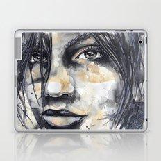 Odette by carographic, Carolyn Mielke Laptop & iPad Skin