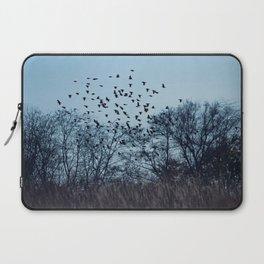 Birds Over the Prairie Laptop Sleeve