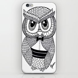 Richie the Owl iPhone Skin