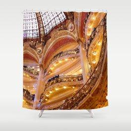 Galeries Lafayette Shower Curtain