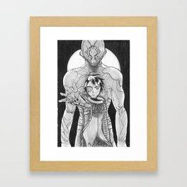 The Antares' Warlord Framed Art Print