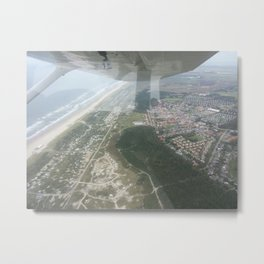 Texel from Above Two Metal Print