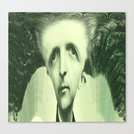 L'argent Or Something Canvas Print