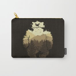 Hunting Season - Brown Carry-All Pouch
