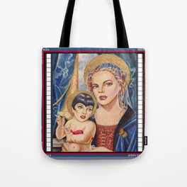 Judy, Judy...Liza Tote Bag