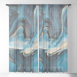 Casoh Sheer Curtain