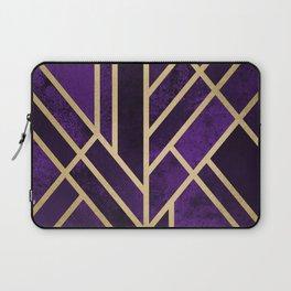 Art Deco Royal Laptop Sleeve
